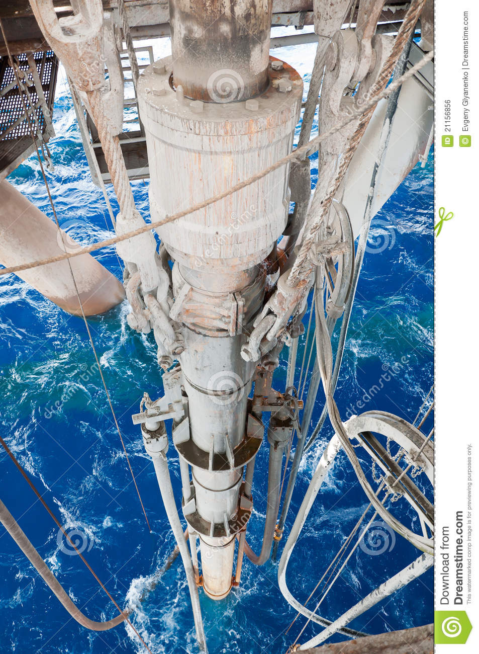 Telescopic Joint Royalty Free Stock Image Image 21156856