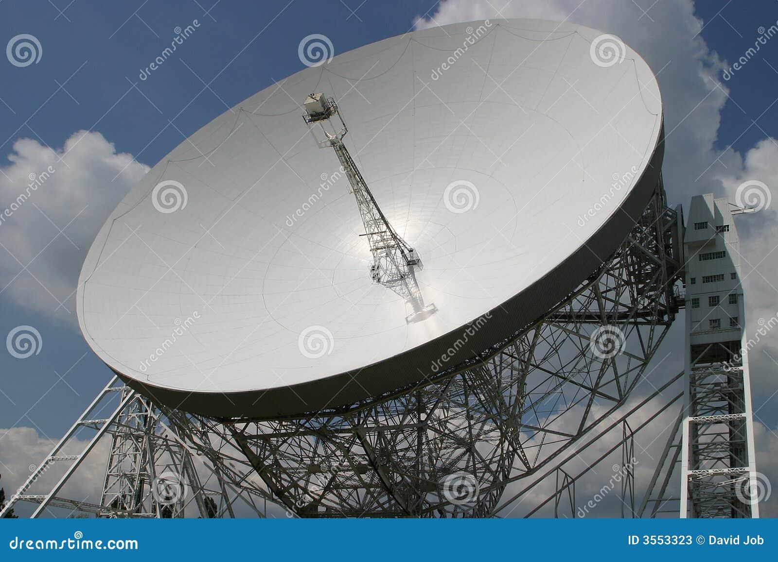 Telescopio radiofonico della Banca di Jodrell