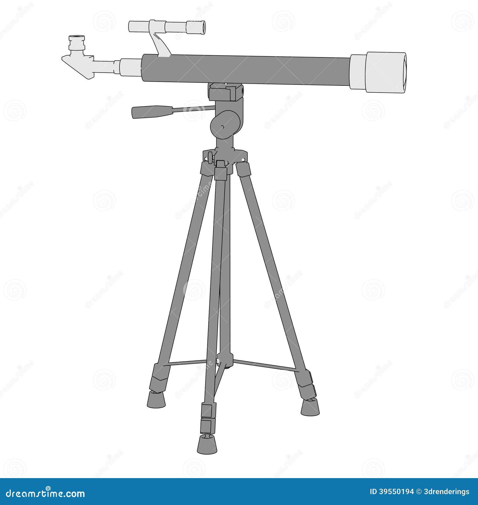Teleskop (optisk apparat)