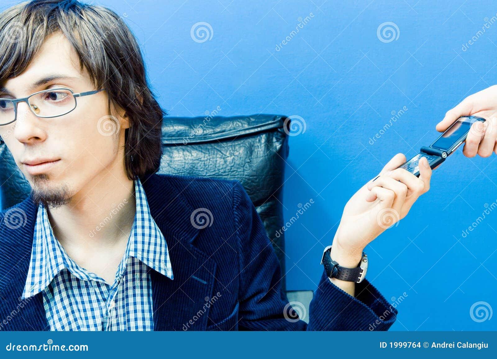 Teleurstellende Vraag Cellphone