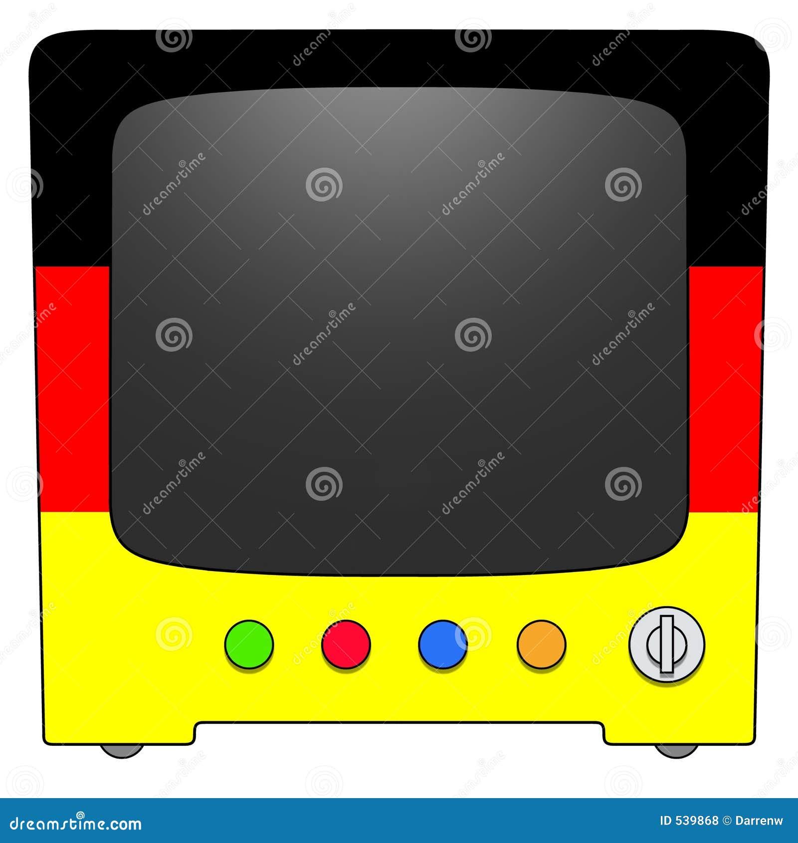 Televisão Alemanha