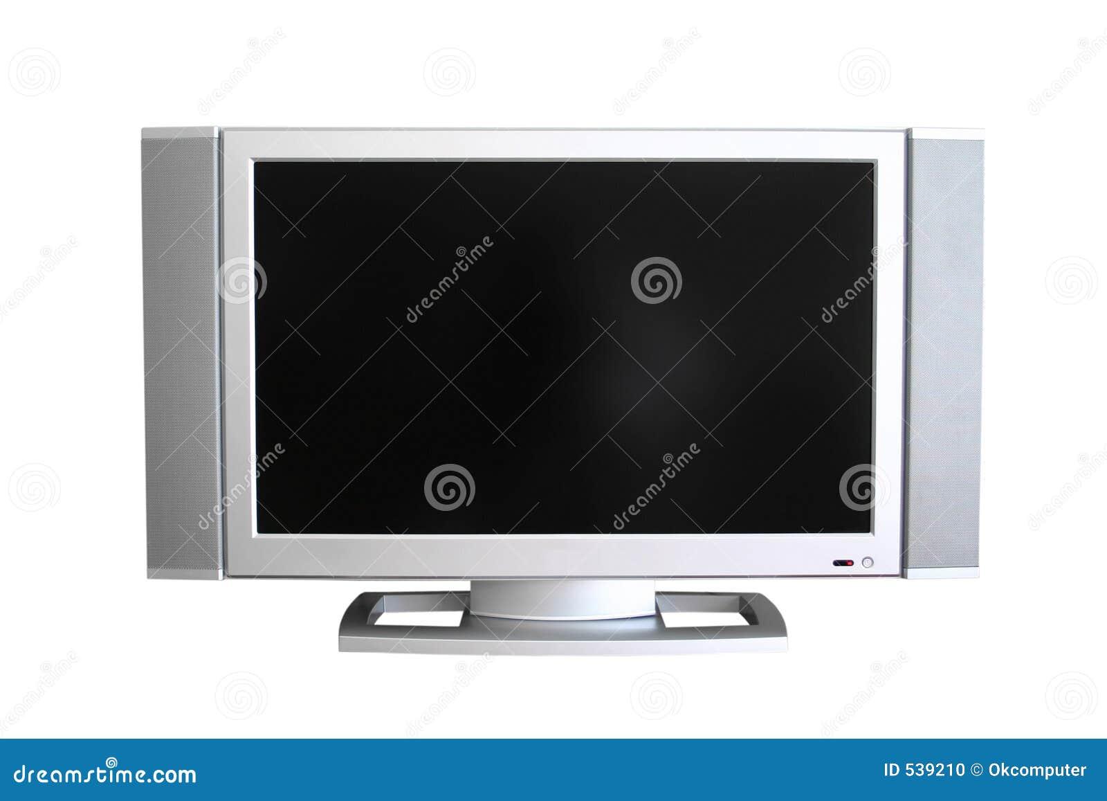 Televisão do plasma