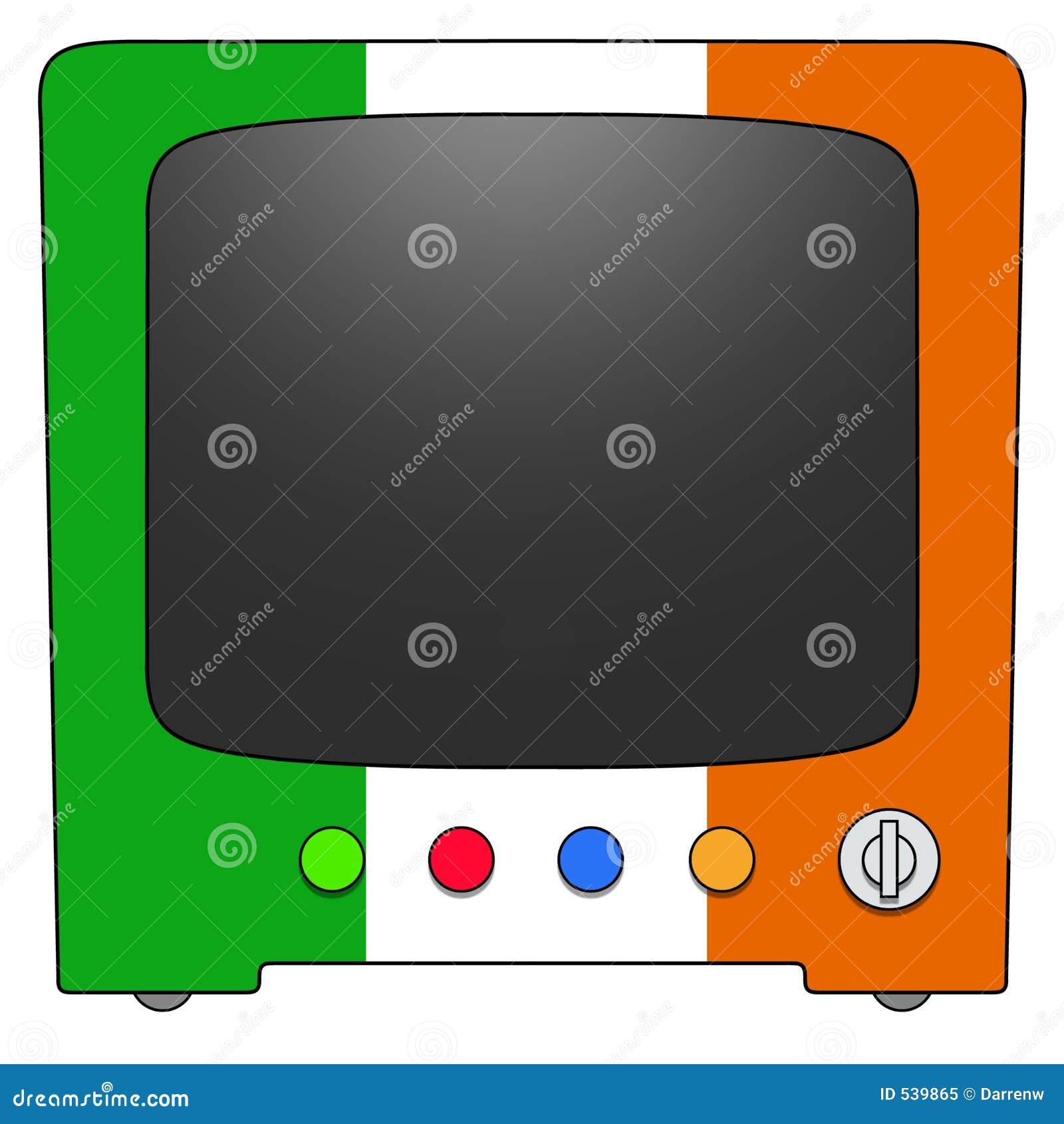Televisão Ireland