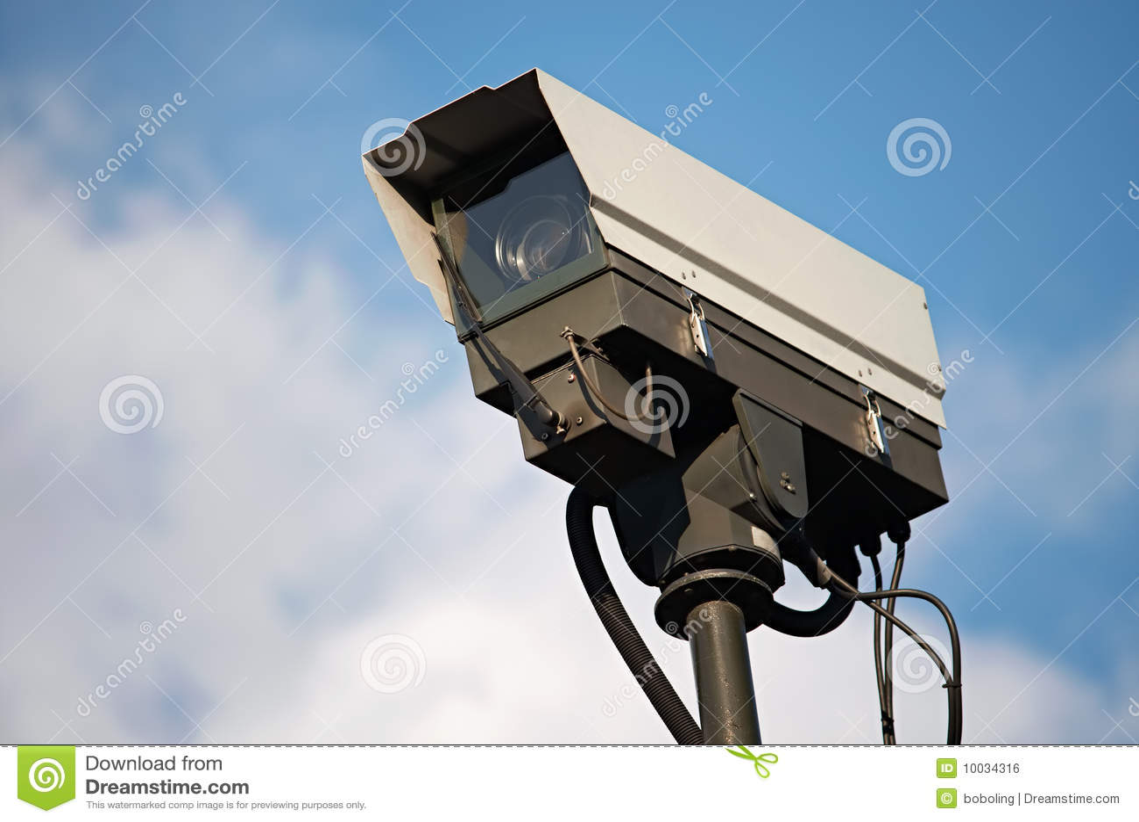 Televisión de circuito cerrado (CCTV)