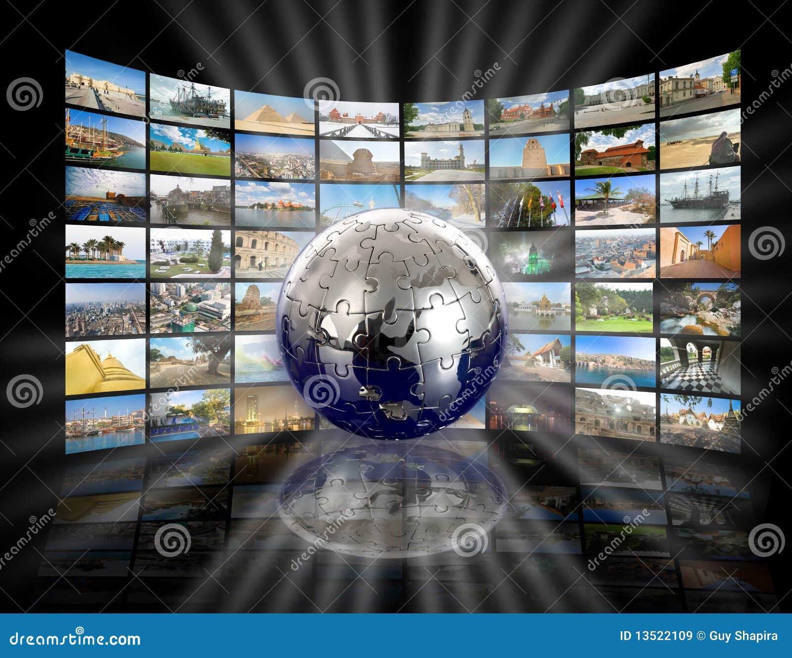 Television för internetproduktionteknologi