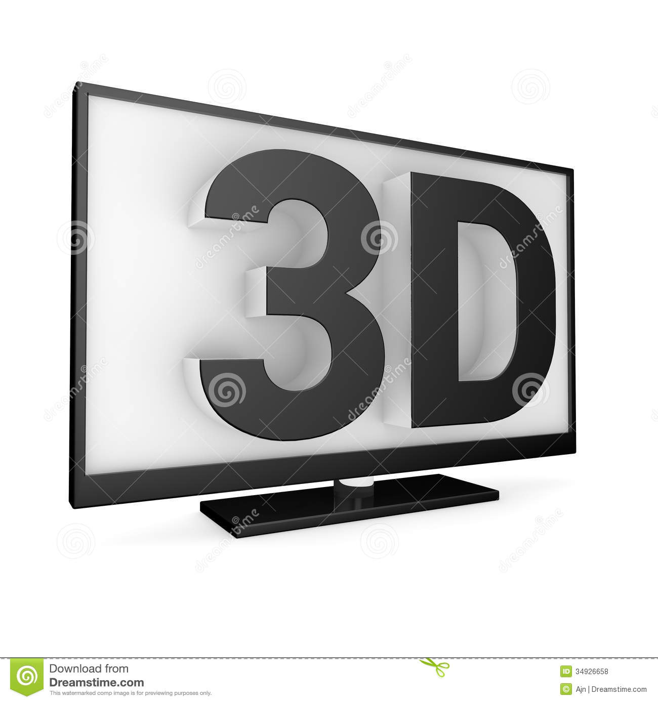 Televisione 3D