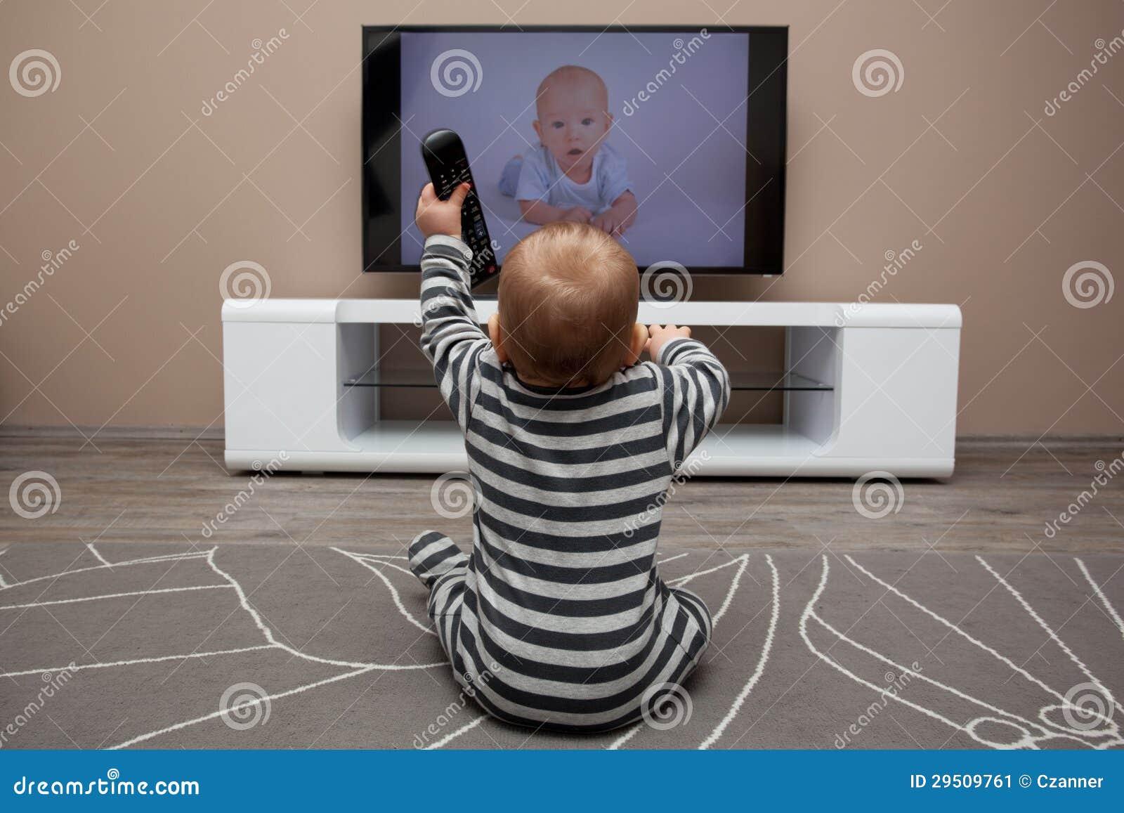 Televisione di sorveglianza del neonato