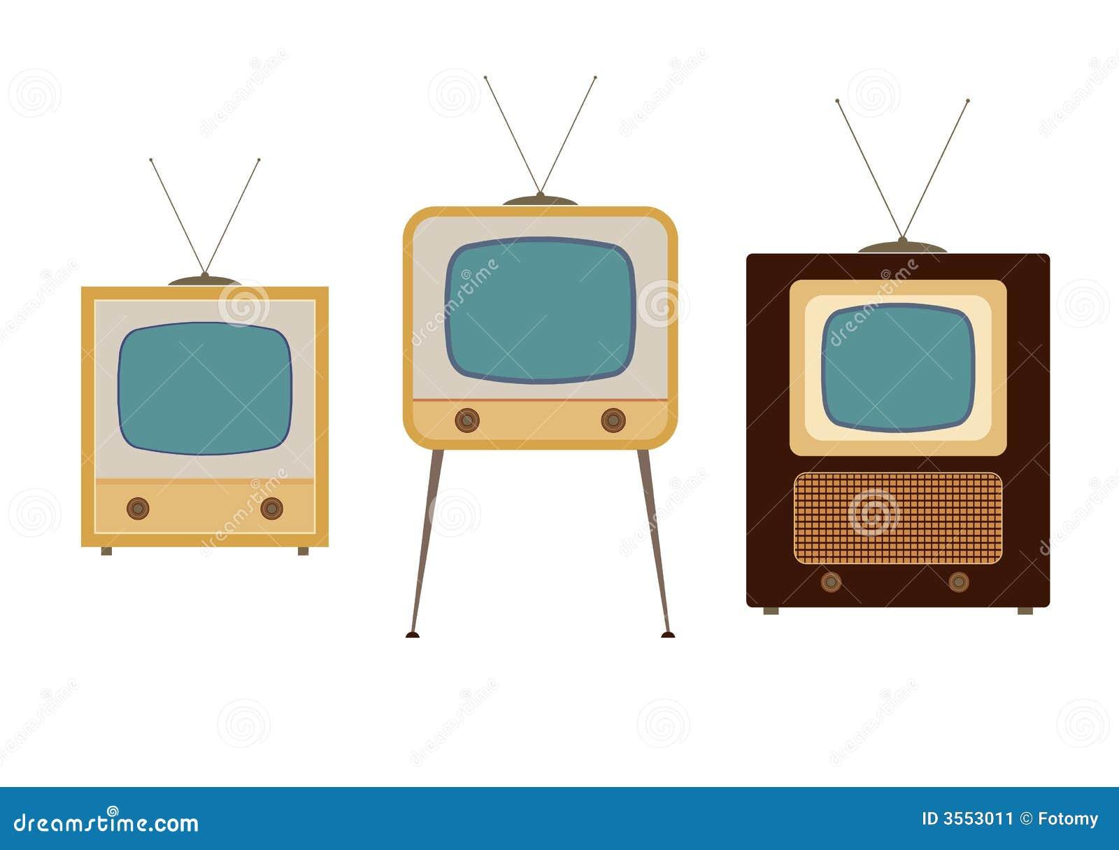 Televisori a partire dagli anni 50