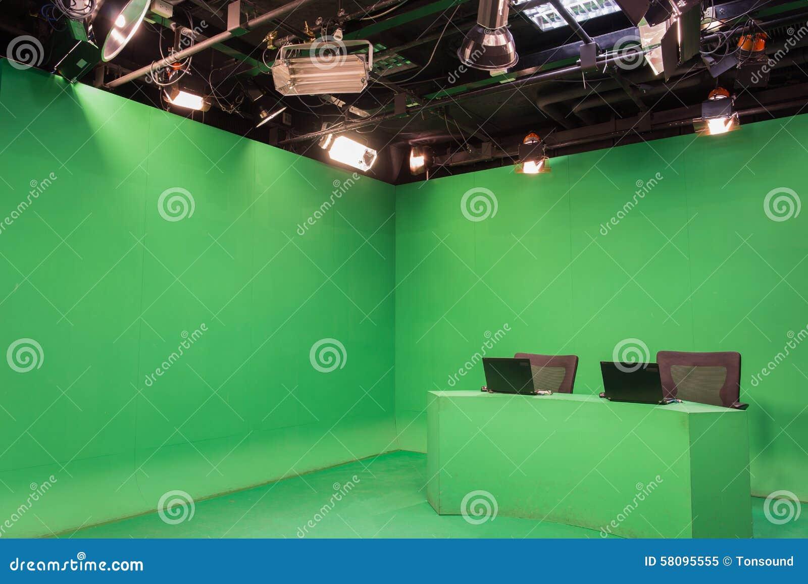 Telewizyjny studio