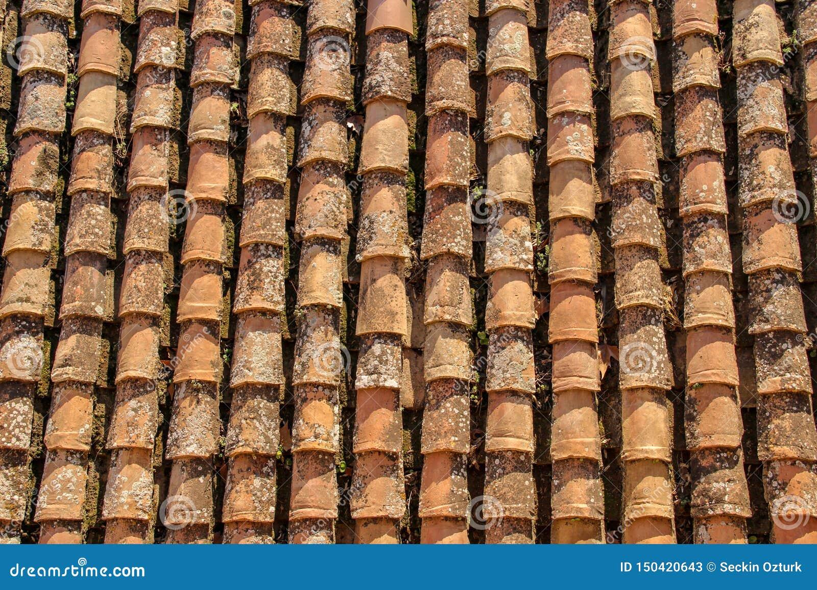 Telhado de telha vertical em Granada