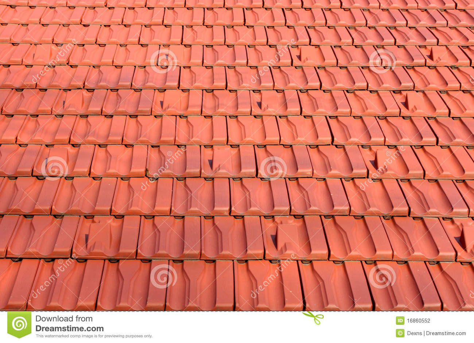 Telhas de telhado