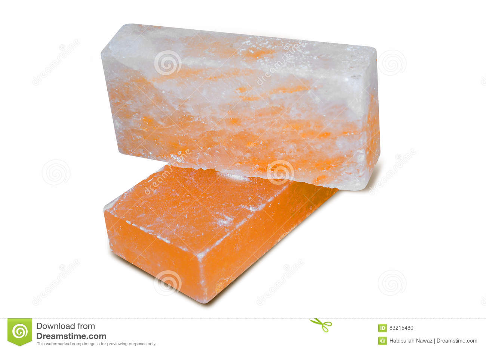 Telhas & tijolos de sal de rocha