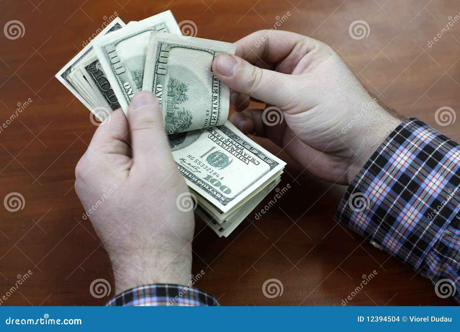 Tellende dollars