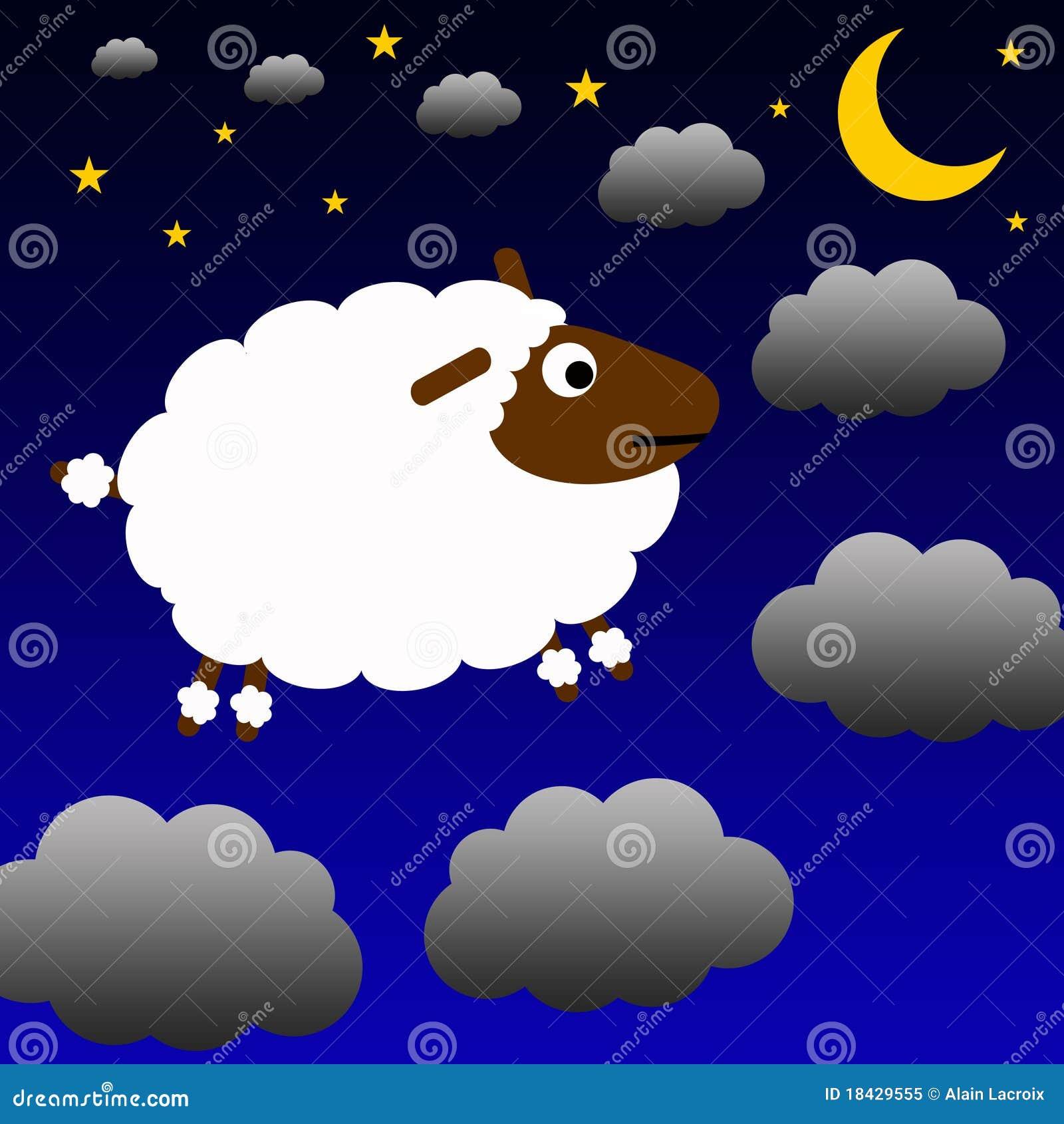 Tellende schapen