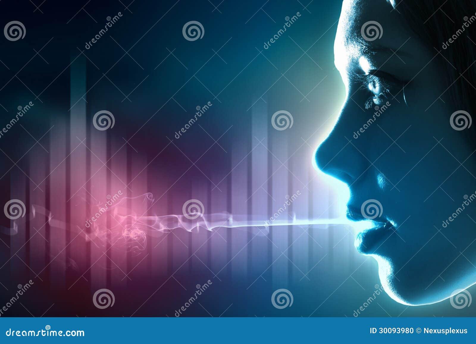 Illustrazione dell onda sonora