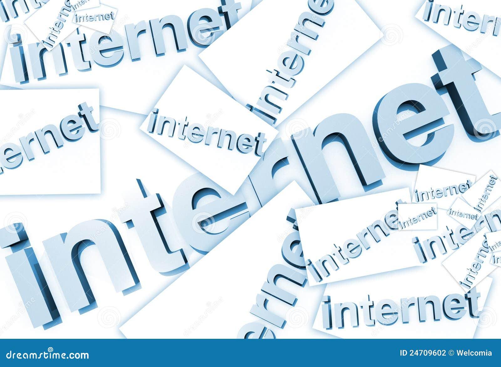Tema del Internet