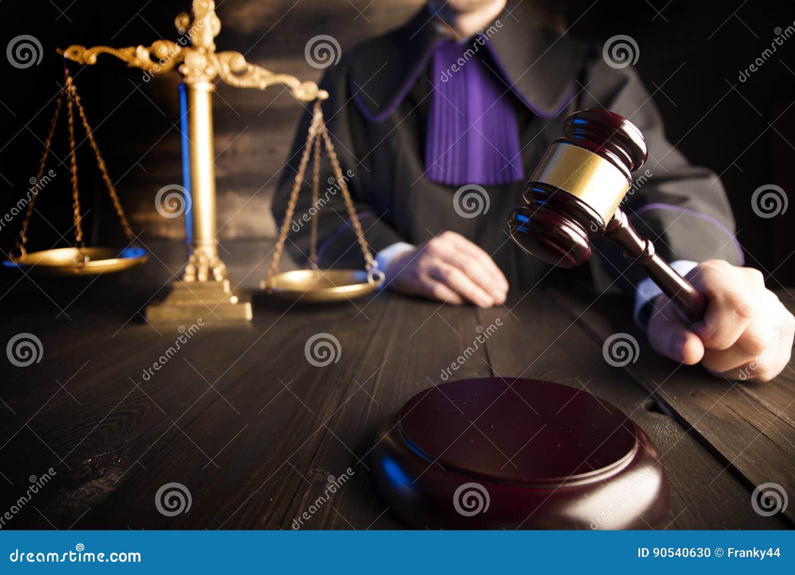 Tema della giustizia e di legge