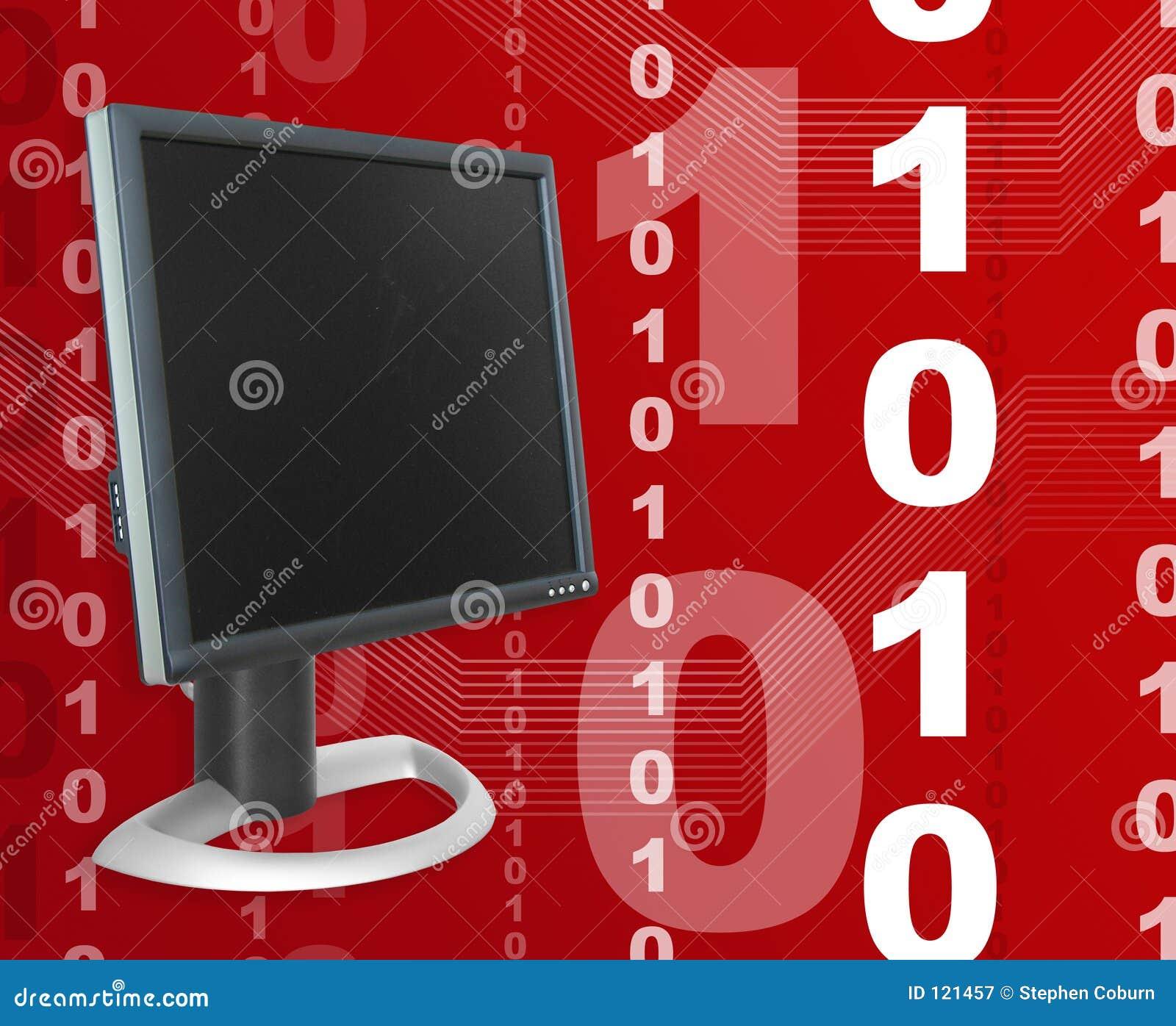 Tema dos dados do Internet