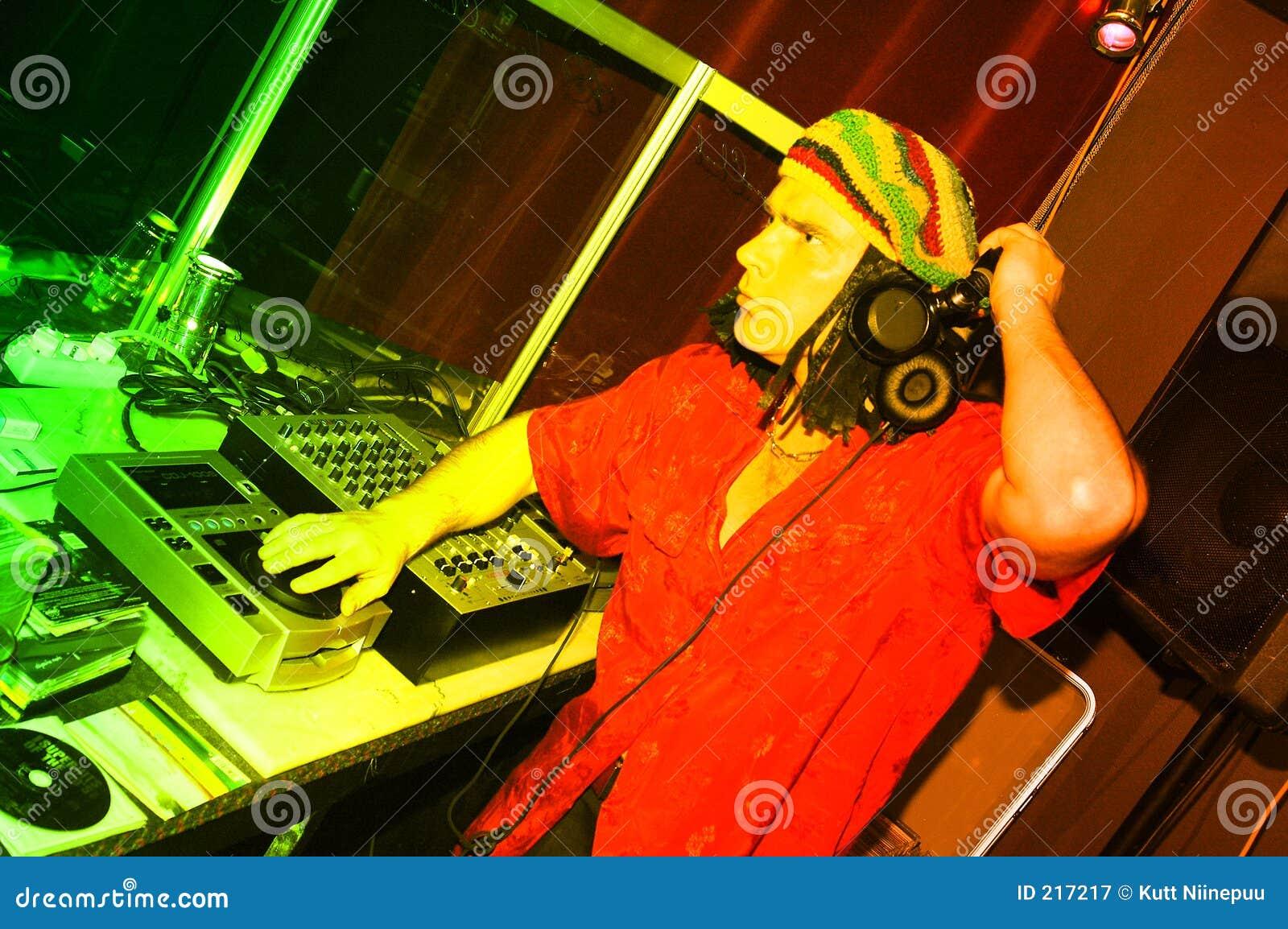 Tema för dj jamaica