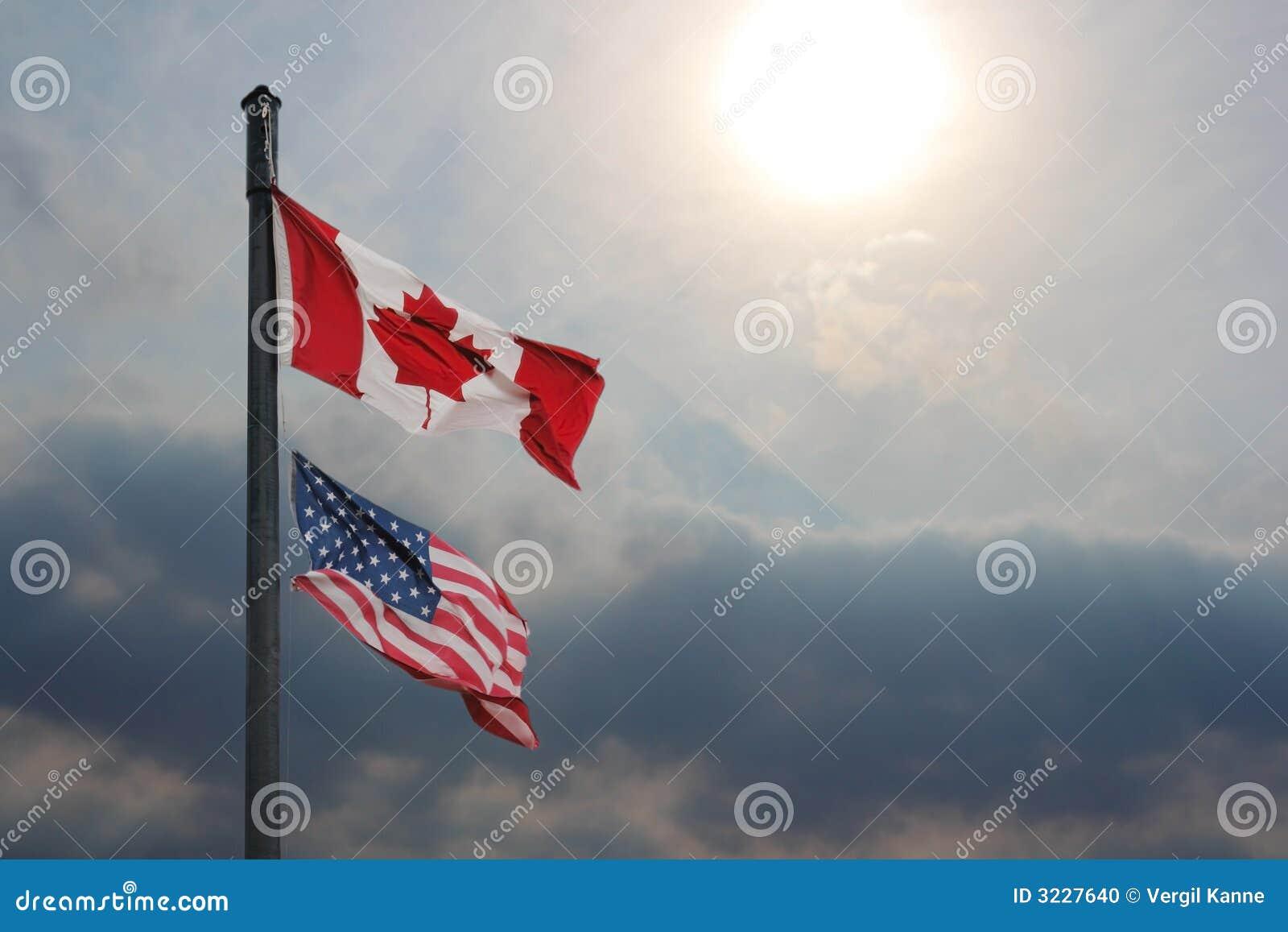 Temas de actualidad de los E.E.U.U. y de Canadá