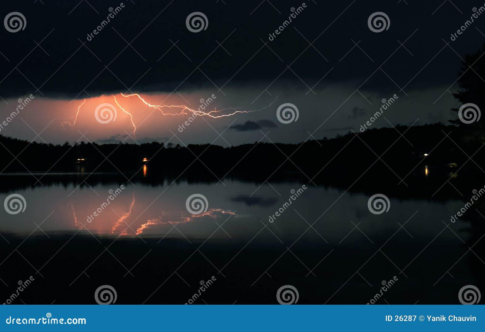 Tempête de nuit
