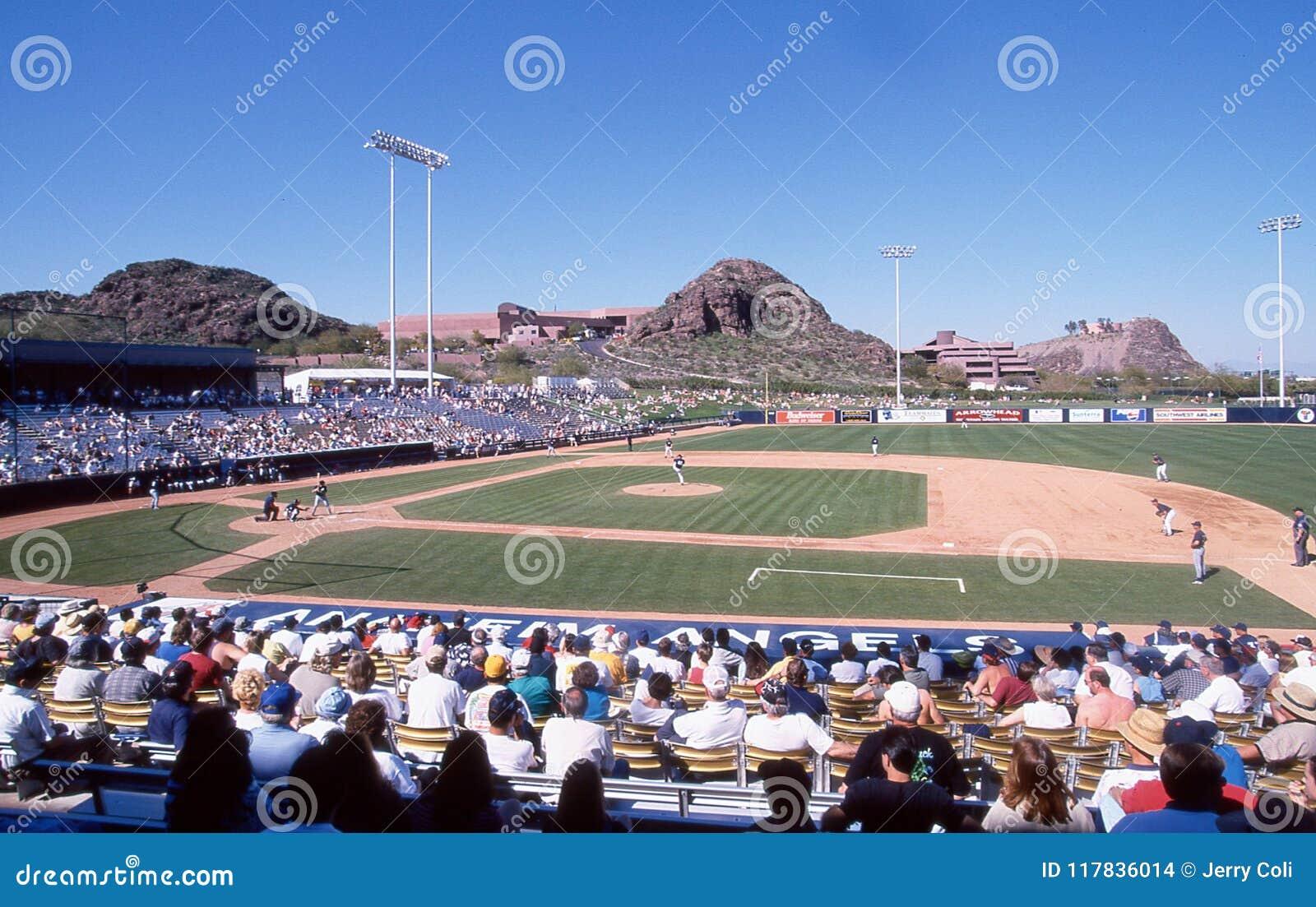Tempe Diablo Stadium, Tempe Аризона