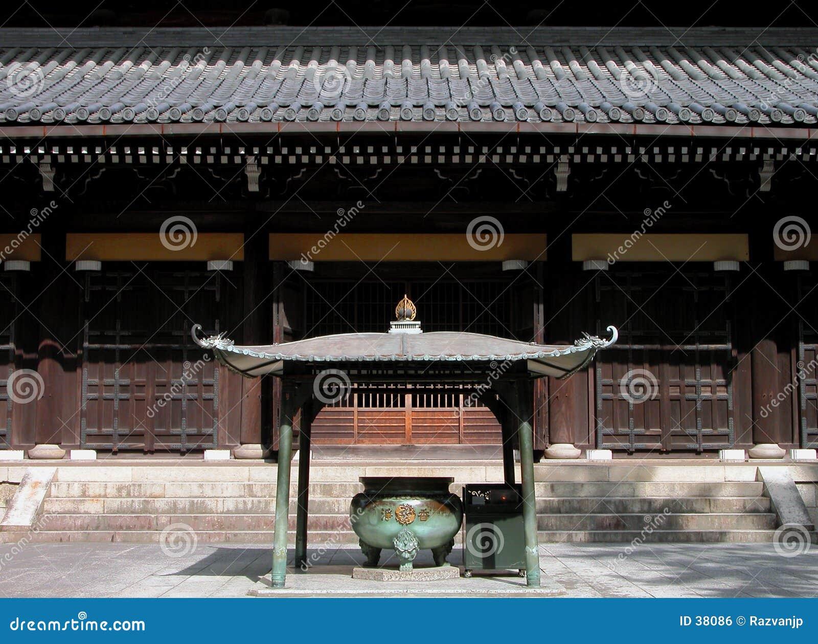 Download Tempel stock foto. Afbeelding bestaande uit kyoto, foto - 38086