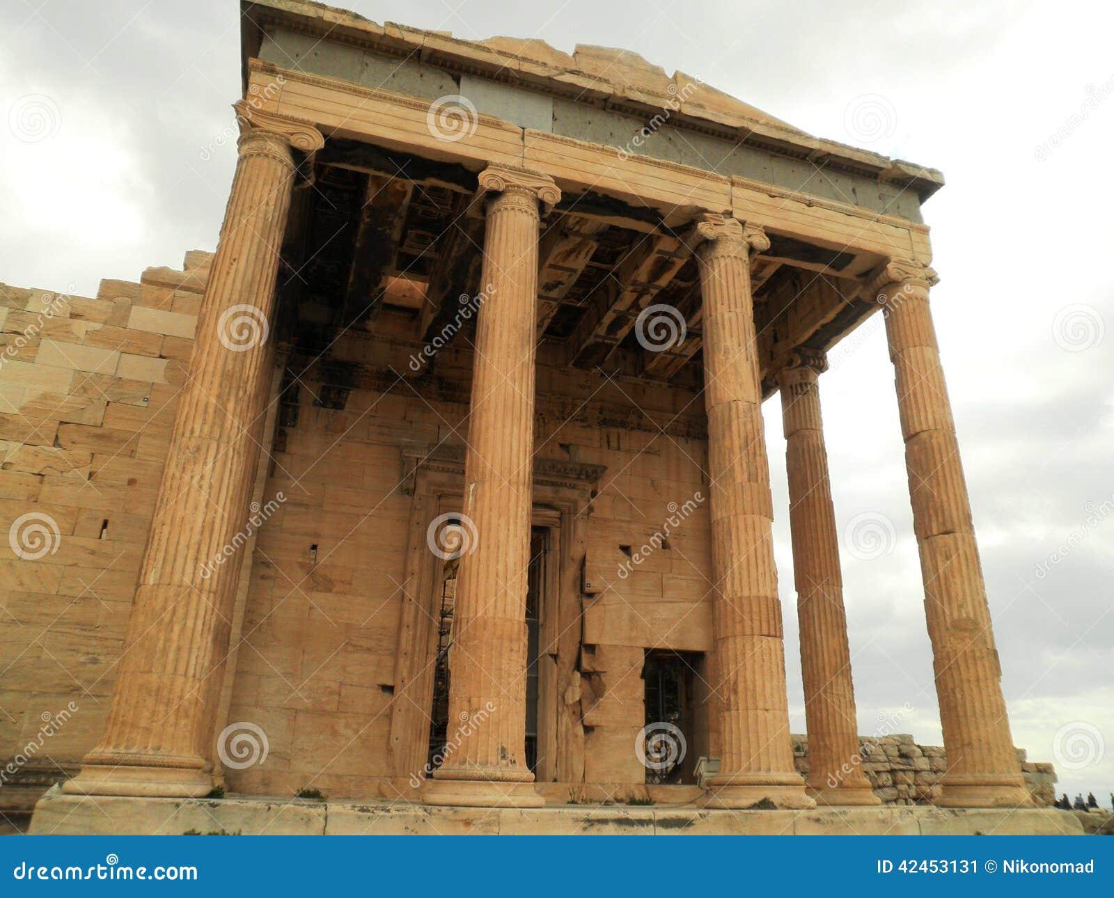 Tempel Athen Griechenland