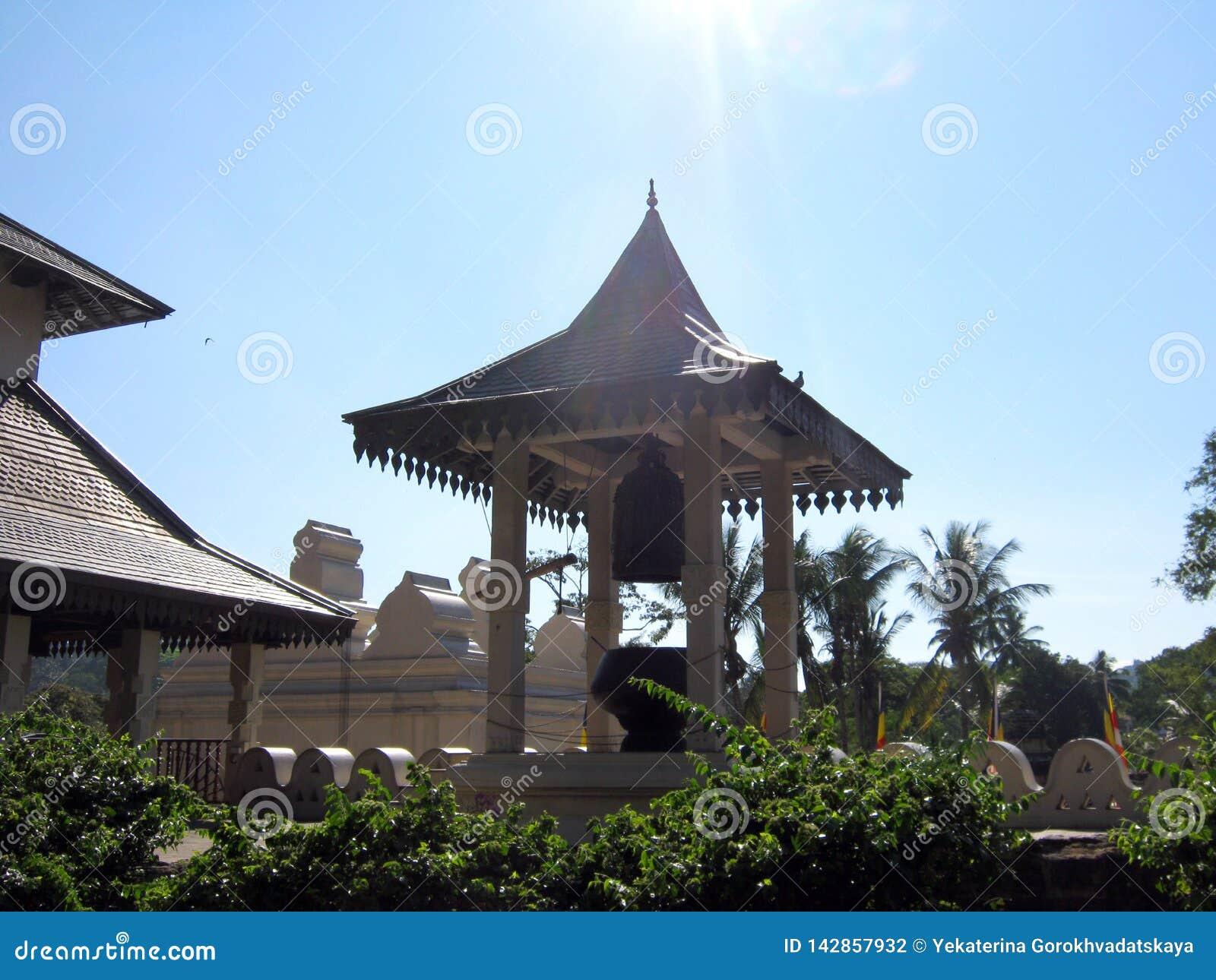 Tempel av den sakrala tandreliken