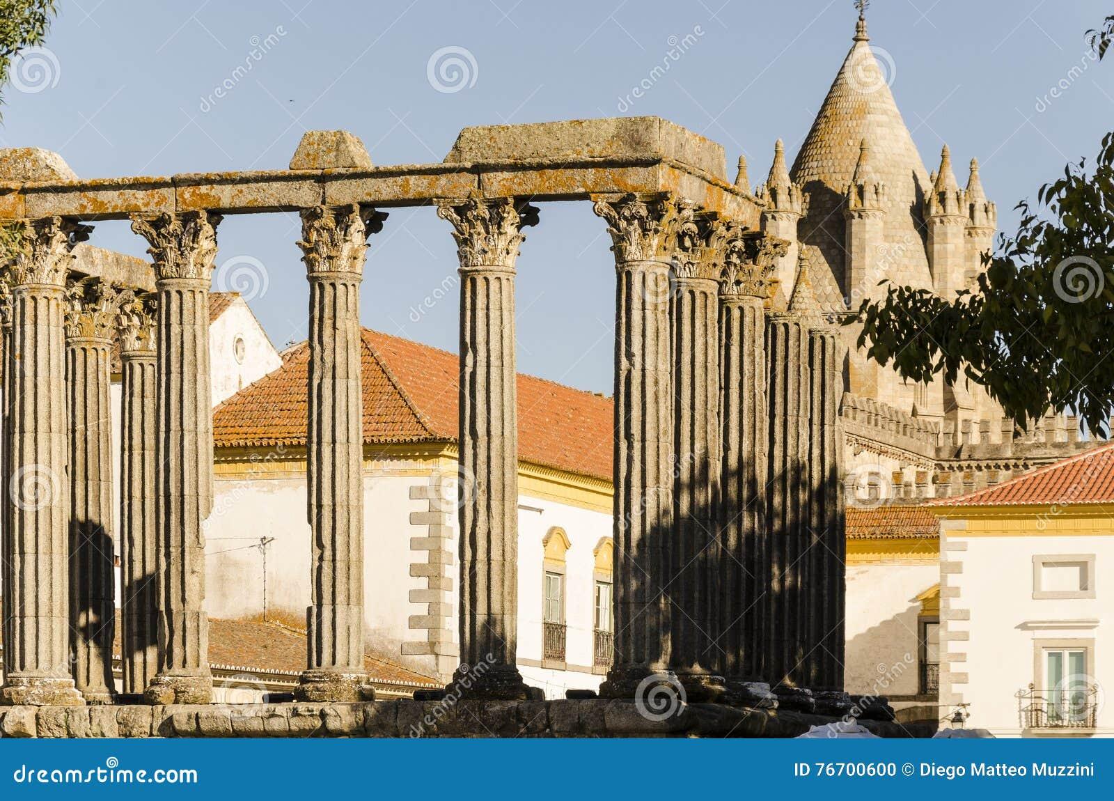 Tempel av Diane