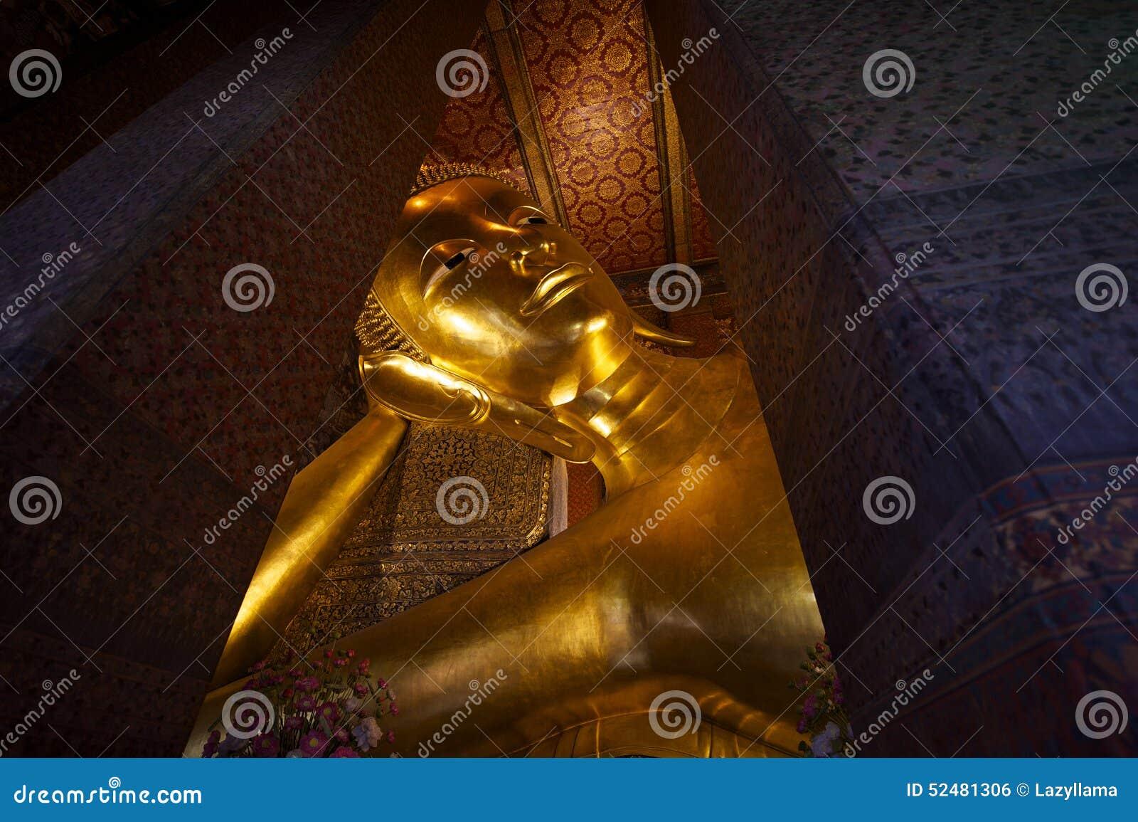 Tempel av vilaBuddha Bangkok Thailand