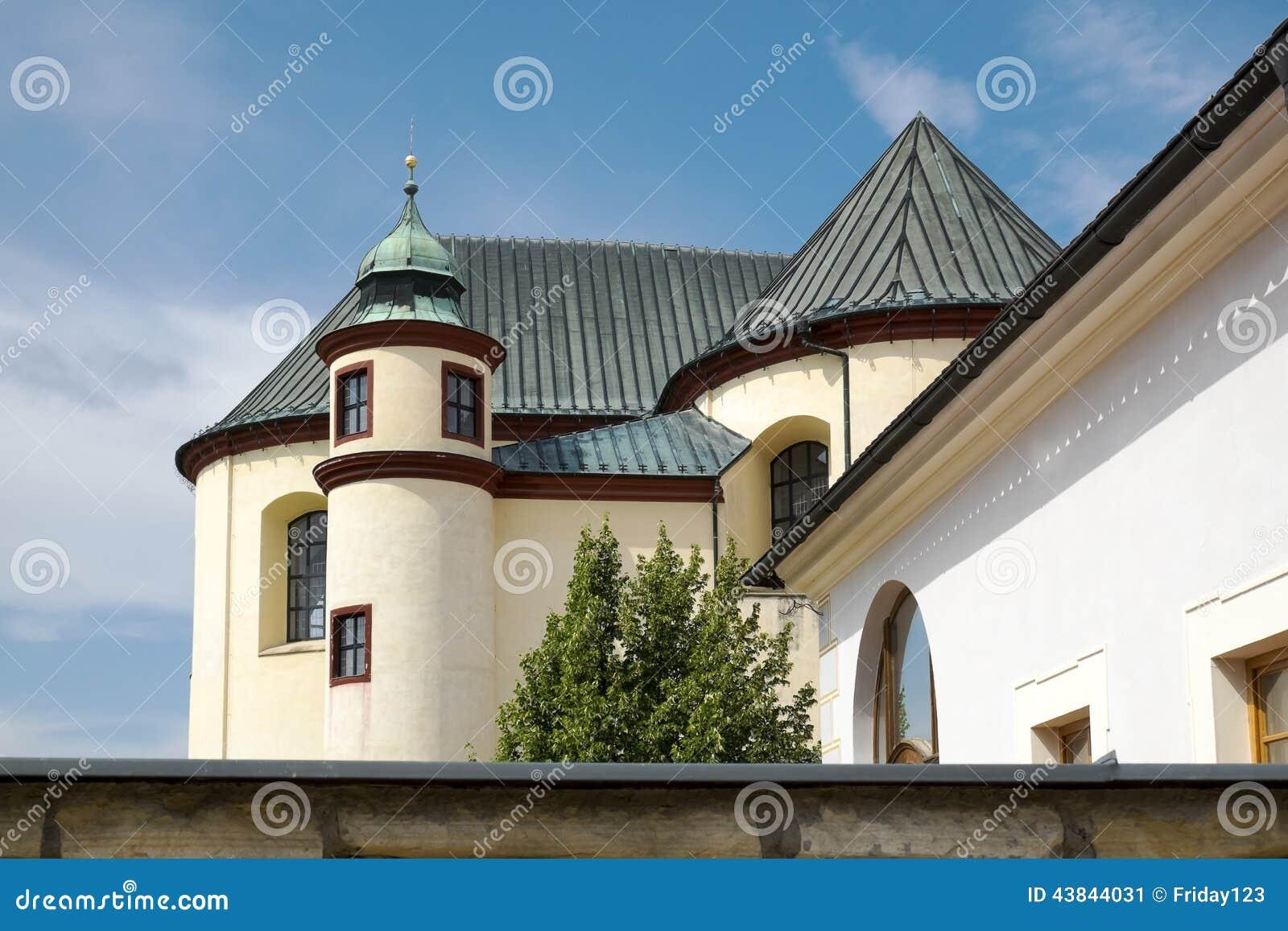 Tempel des heiligen Querfindens
