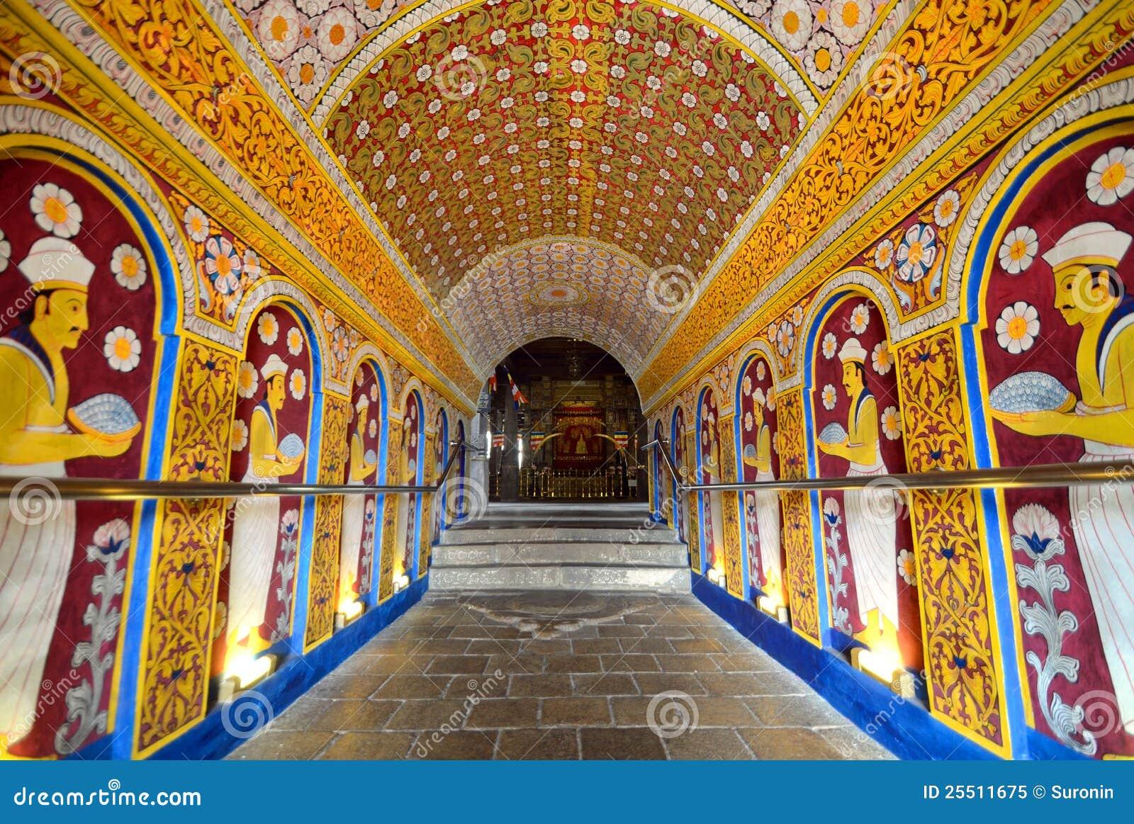 Tempel des Zahnes