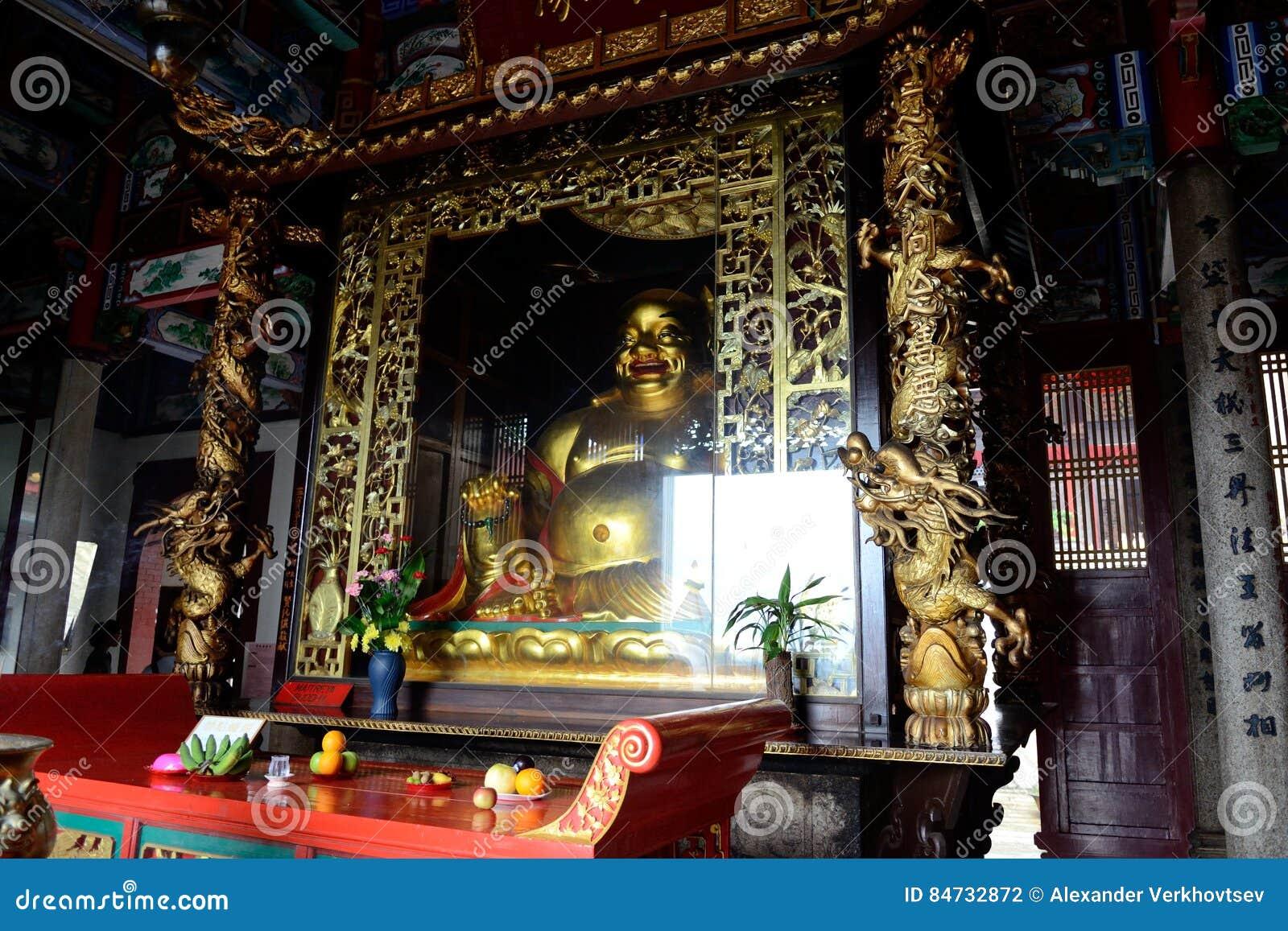 Tempel för kekloksi