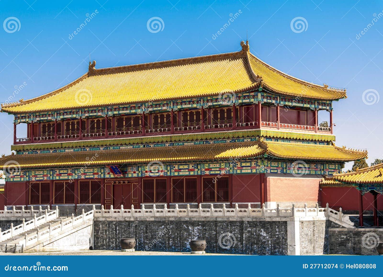 Tempel in Peking, China