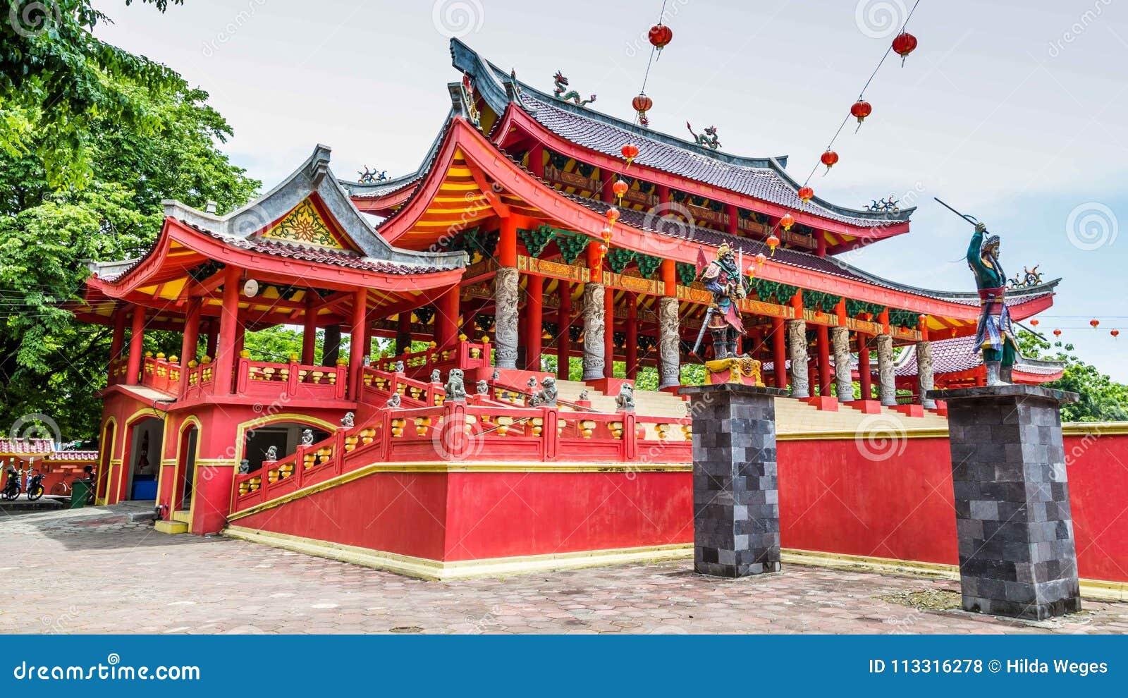 Tempel Semarang Java