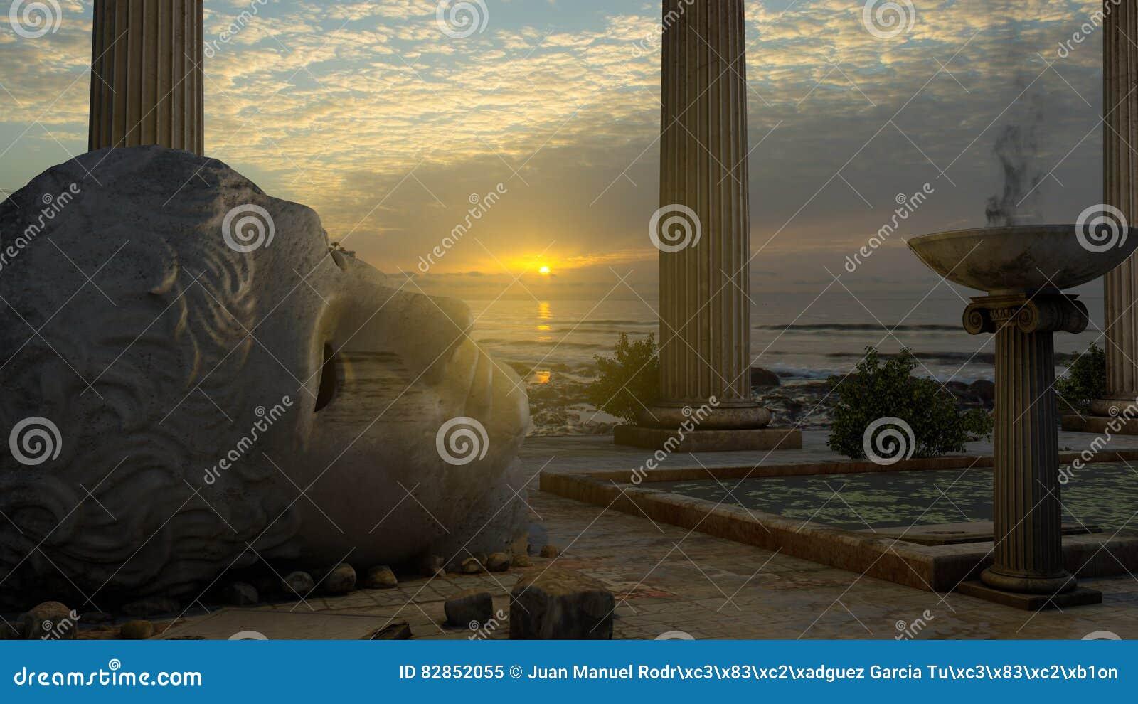 Tempel 2 van Apollo