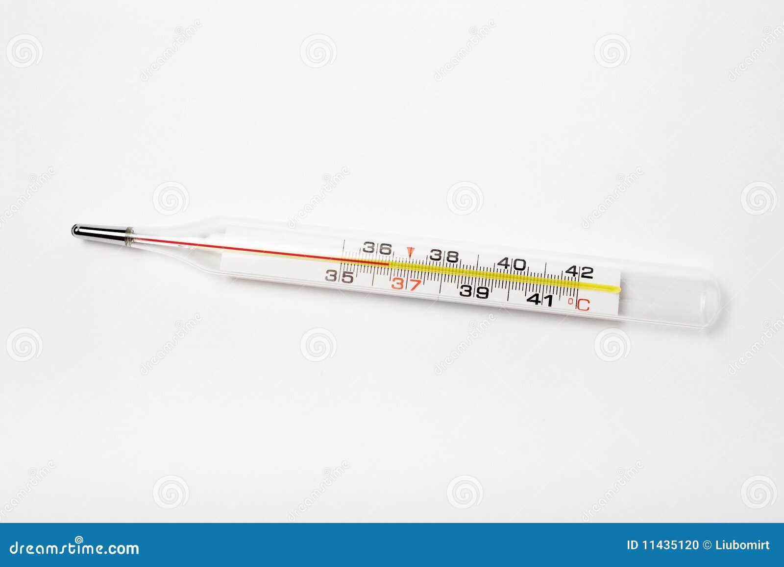 temperatuur menselijk lichaam koorts