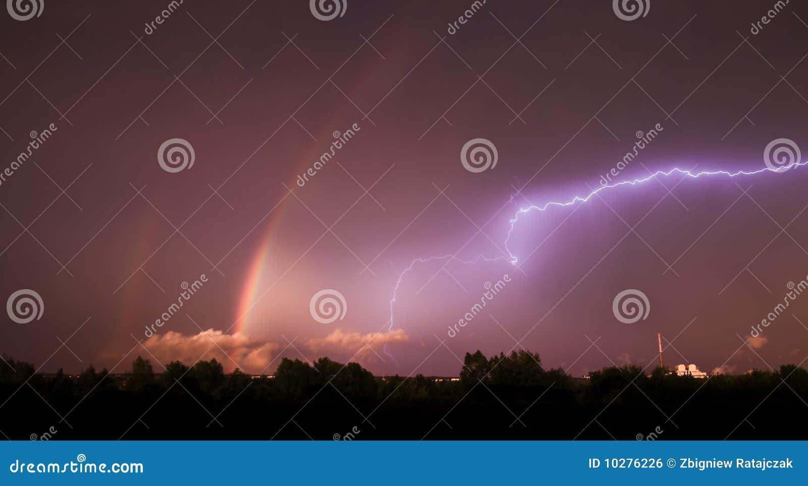 Tempesta spettacolare