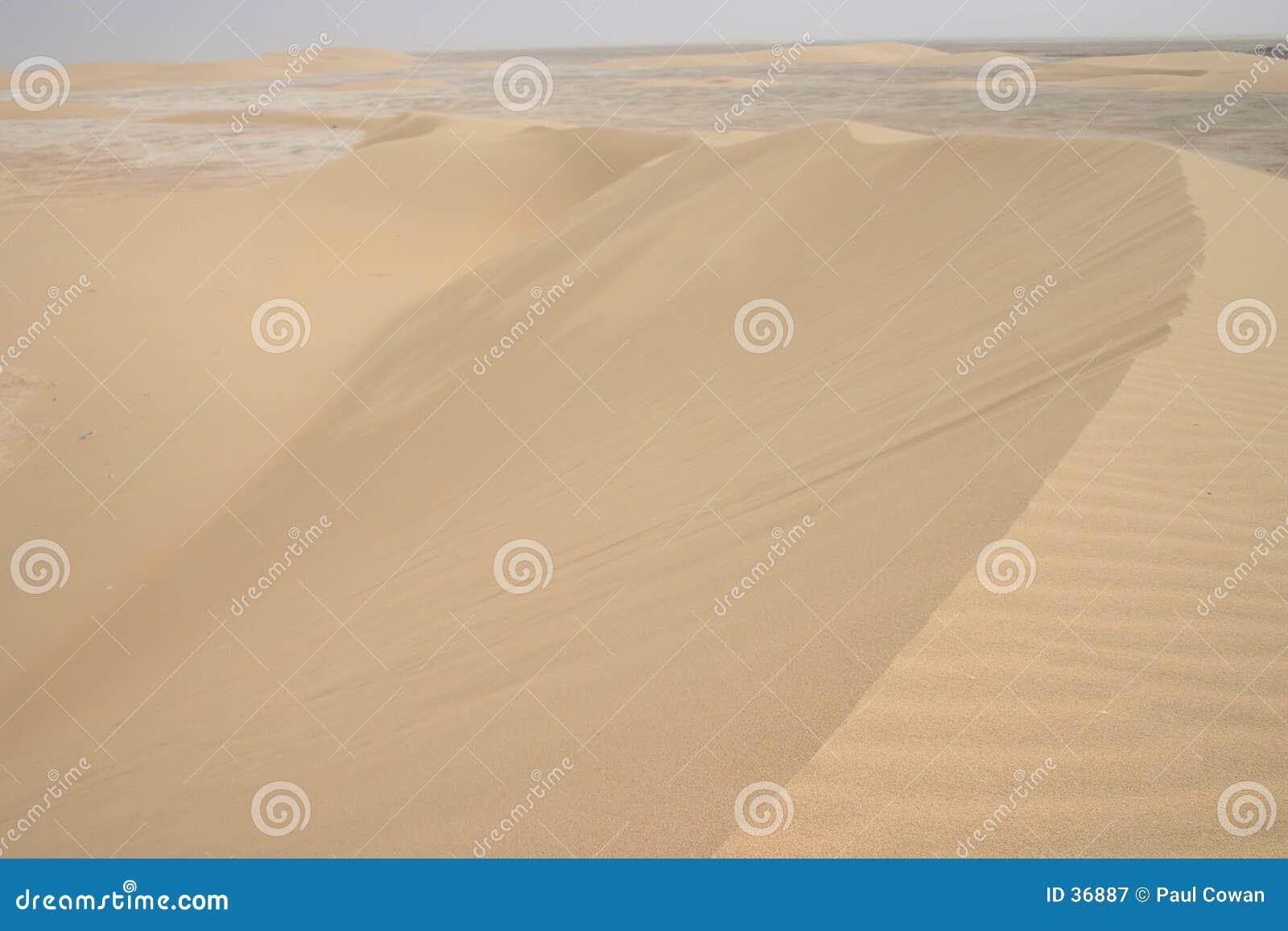 Tempestade de areia árabe