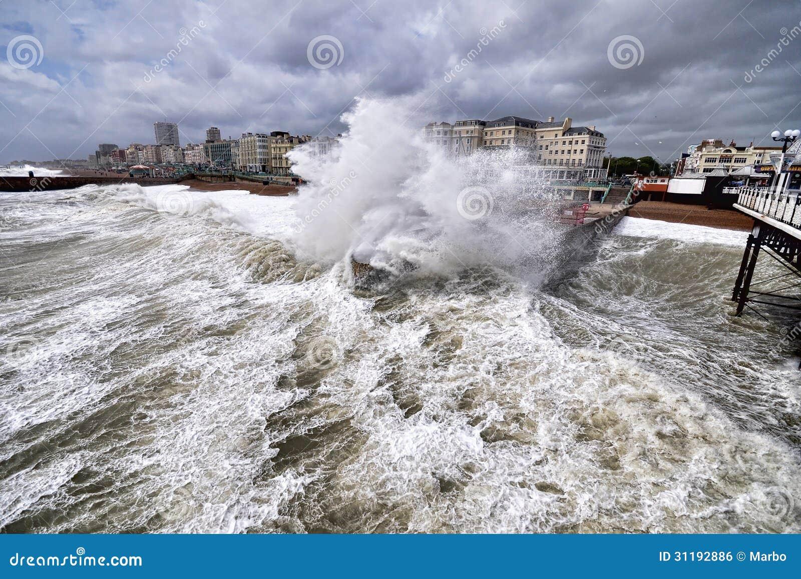 Tempestade de Brigghton