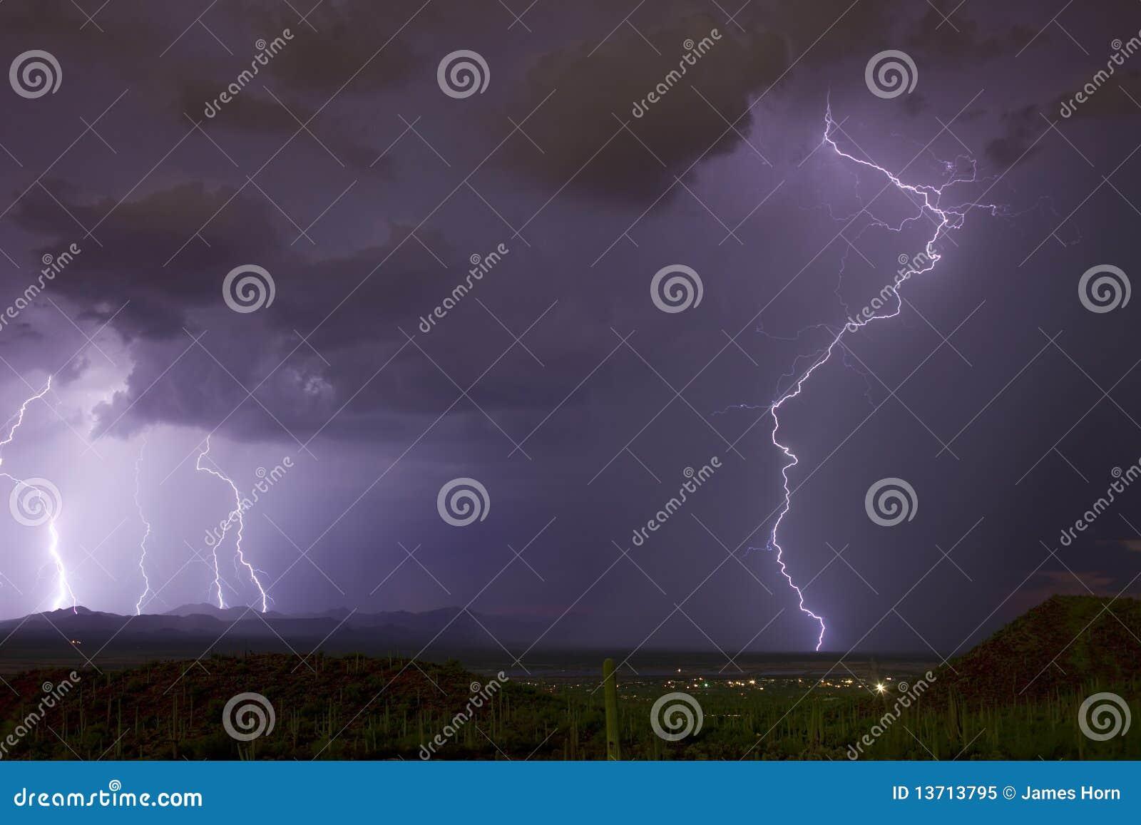 Tempeste di deserto