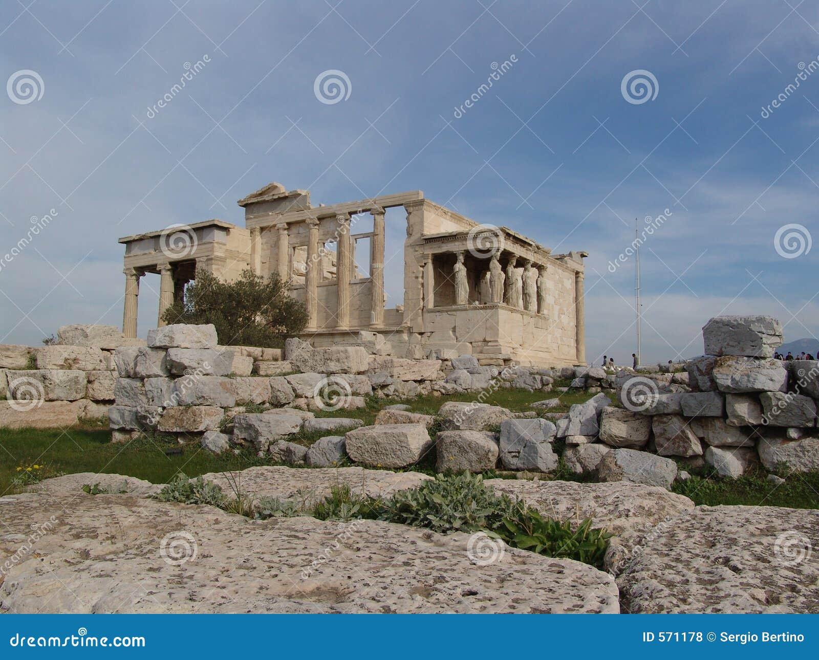 Tempiale del Nike 1 del Athena