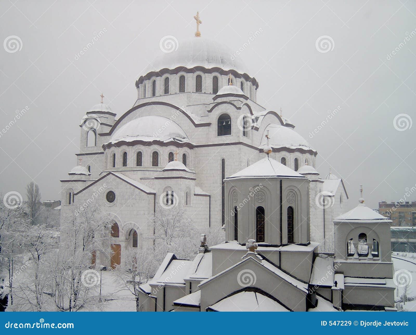 Tempiale della st Sava