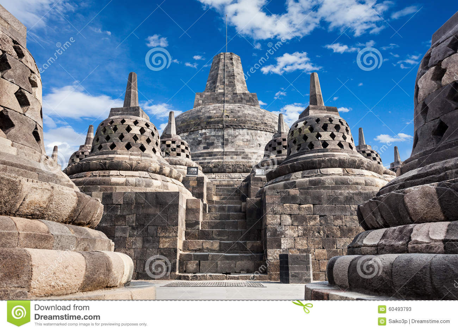 Tempiale di Borobudur