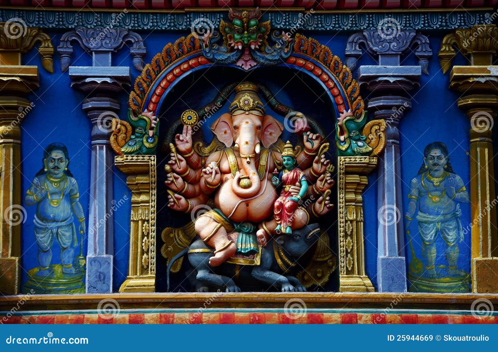 Tempiale di Sri Meenakshi