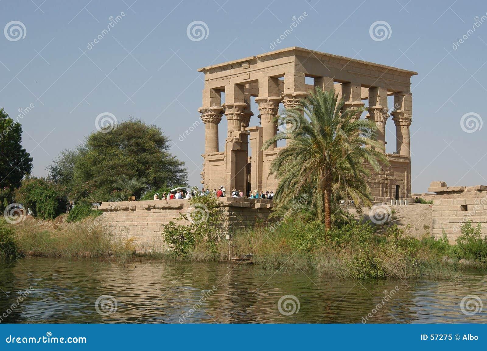 Tempiale egiziano