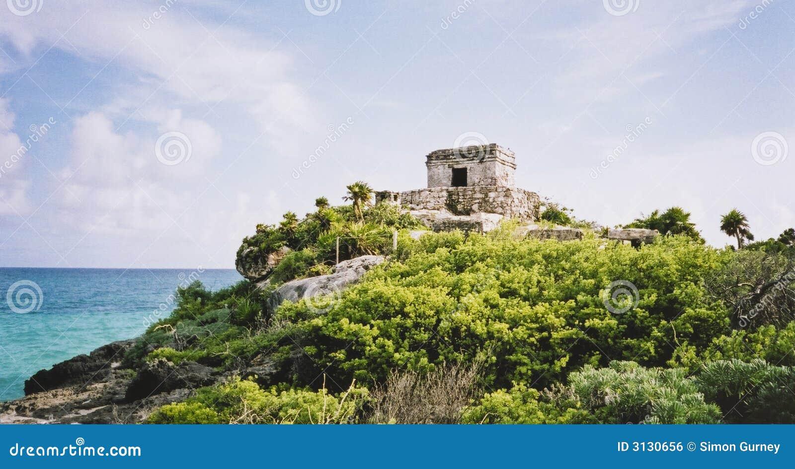 Tempiale Mayan