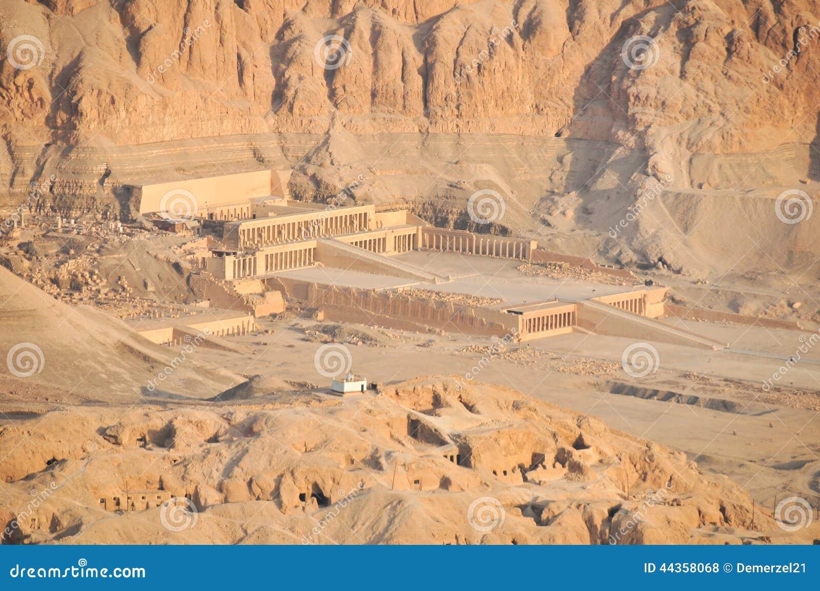 Tempiale mortuario della regina Hatshepsut