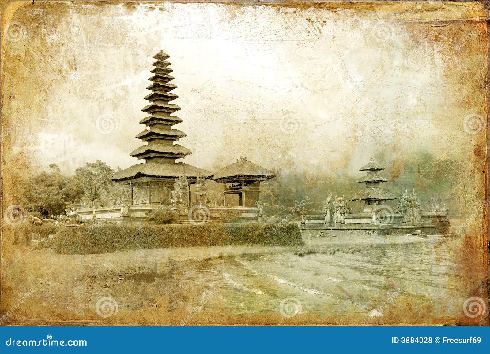 Tempiale su Bali